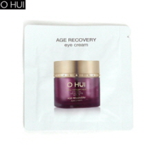 [mini] Ohui Age Recovery Eye Cream 1ml*10ea, OHUI